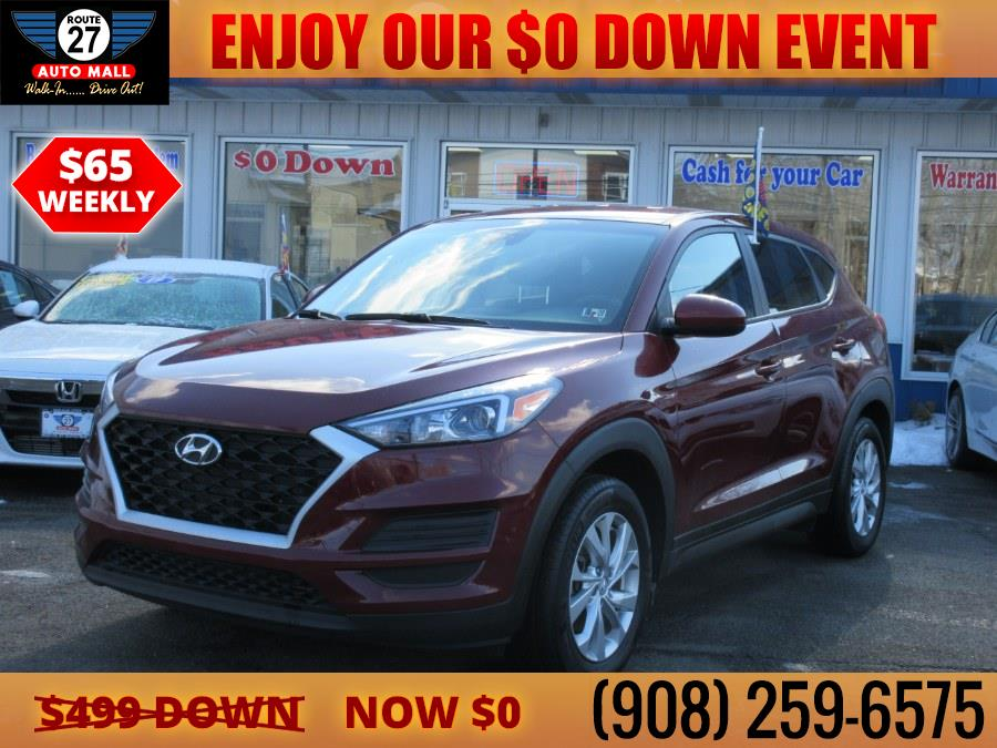 Used 2019 Hyundai Tucson in Linden, New Jersey | Route 27 Auto Mall. Linden, New Jersey