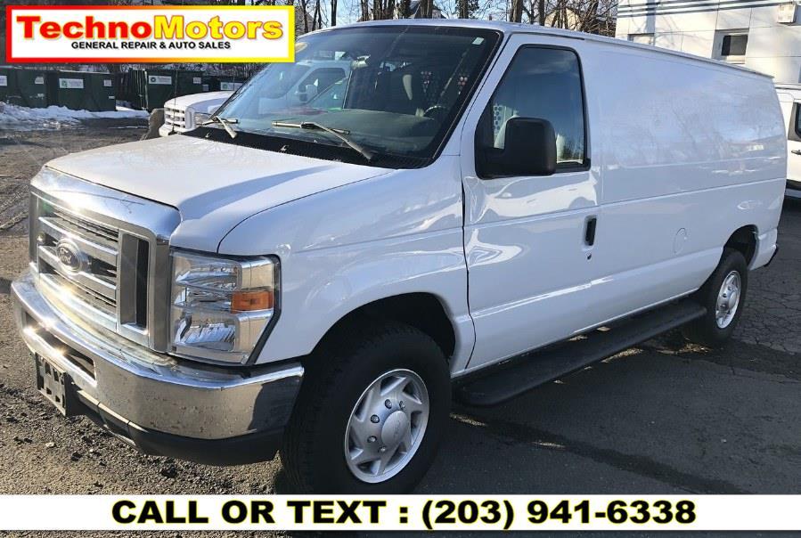 Used 2014 Ford Econoline Cargo Van in Danbury , Connecticut   Techno Motors . Danbury , Connecticut