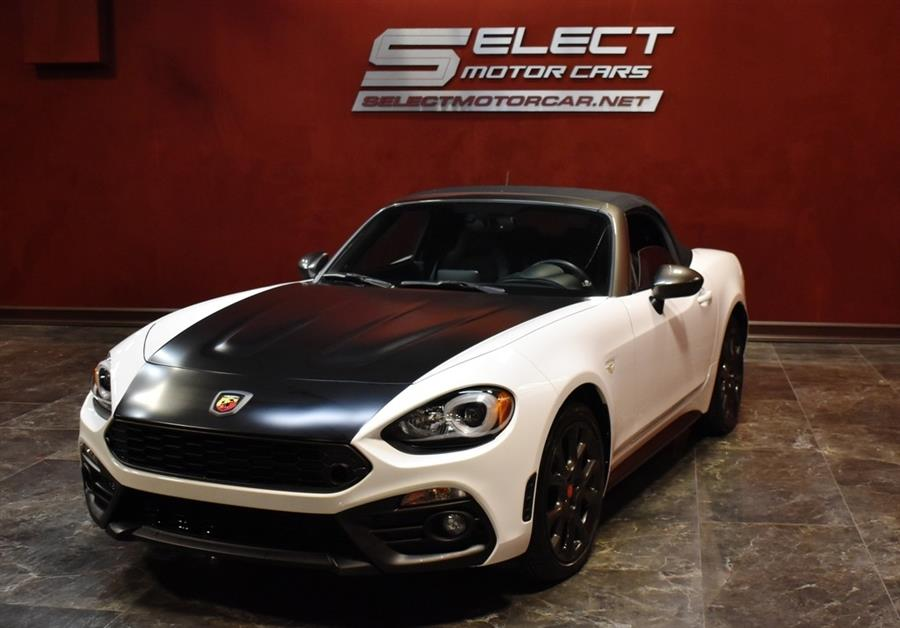 Used Fiat 124 Spider Abarth 2017 | Select Motor Cars. Deer Park, New York