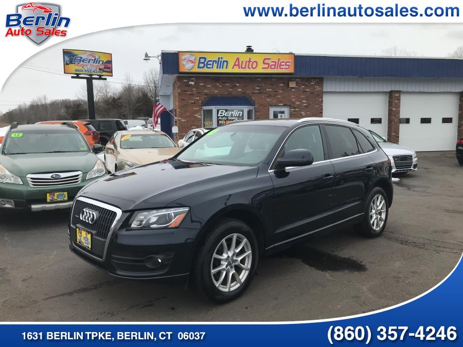 Used 2011 Audi Q5 in Berlin, Connecticut | Berlin Auto Sales LLC. Berlin, Connecticut