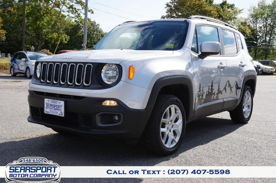 Used 2015 Jeep Renegade in Rockland, Maine | Rockland Motor Company. Rockland, Maine