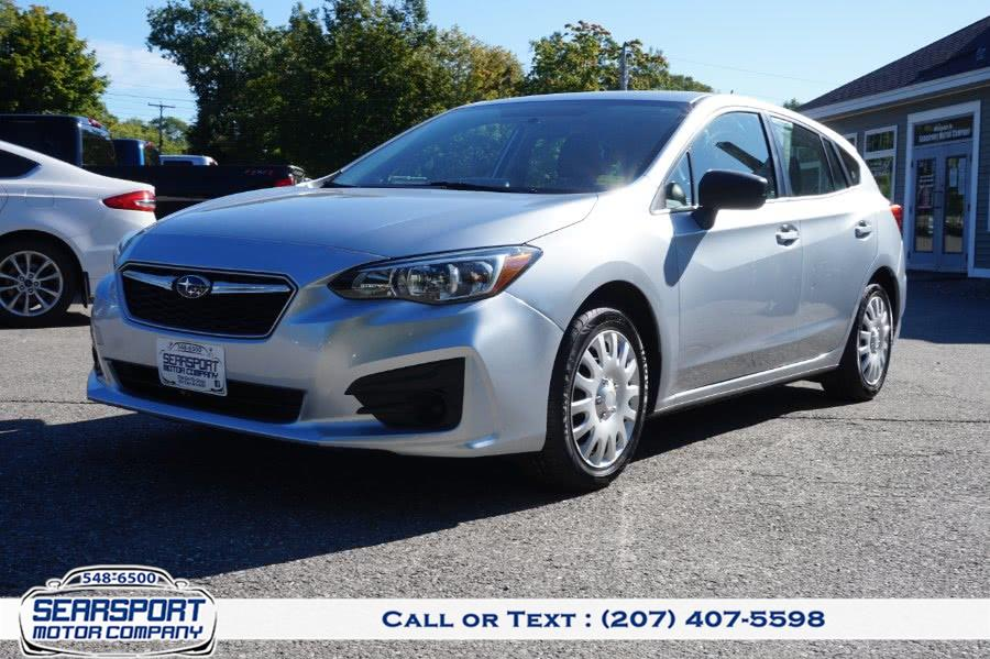 Used 2017 Subaru Impreza in Searsport, Maine | Searsport Motor Company. Searsport, Maine