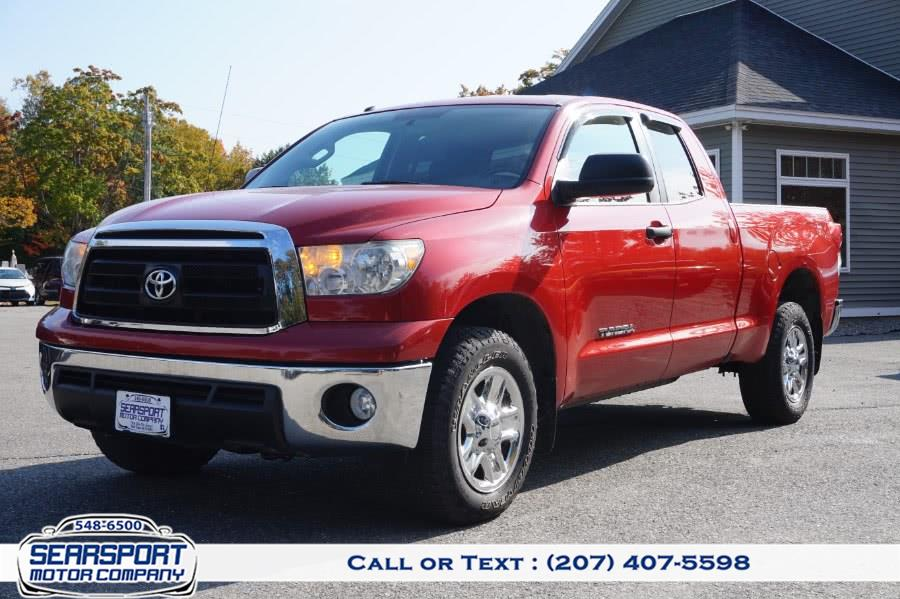 Used 2013 Toyota Tundra 4WD Truck in Rockland, Maine | Rockland Motor Company. Rockland, Maine