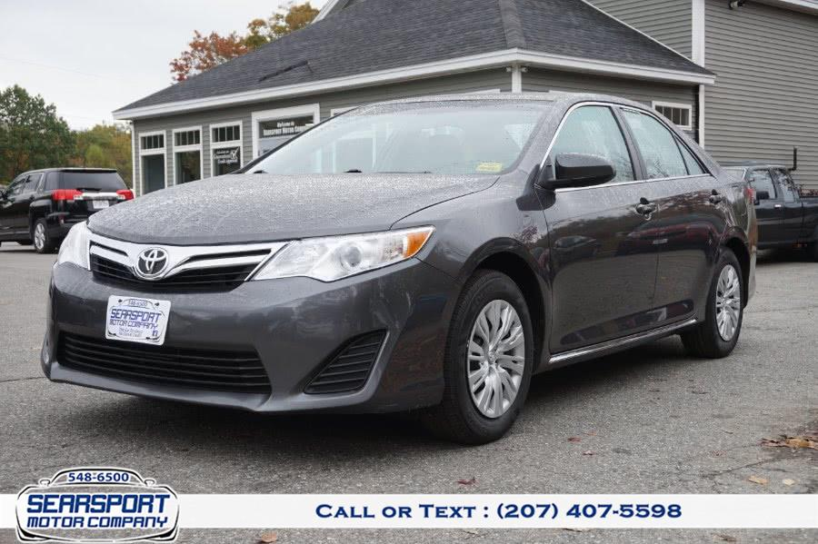 Used 2013 Toyota Camry in Rockland, Maine | Rockland Motor Company. Rockland, Maine