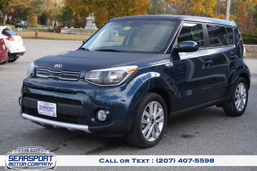 Used 2018 Kia Soul in Rockland, Maine | Rockland Motor Company. Rockland, Maine