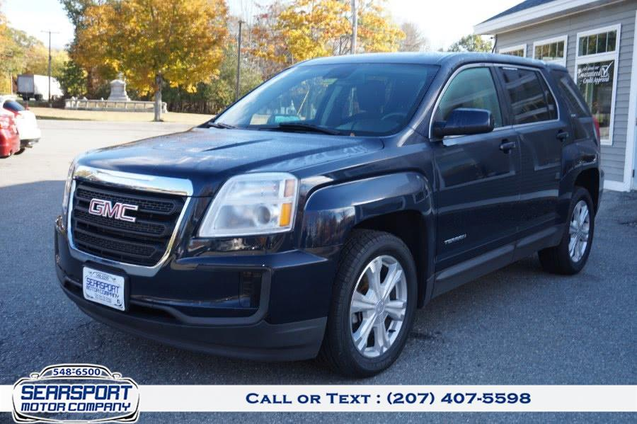 Used 2017 GMC Terrain in Rockland, Maine | Rockland Motor Company. Rockland, Maine