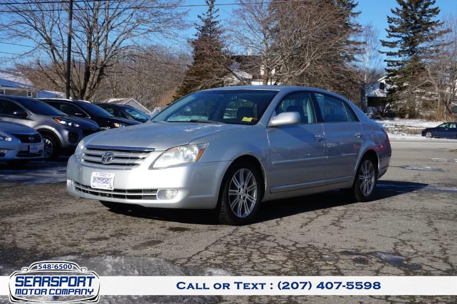 Used 2007 Toyota Avalon in Searsport, Maine | Searsport Motor Company. Searsport, Maine