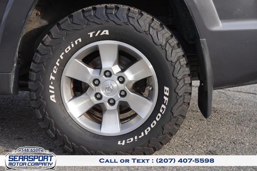 Used Toyota 4Runner 4WD 4dr V6 SR5 (Natl) 2011 | Rockland Motor Company. Rockland, Maine