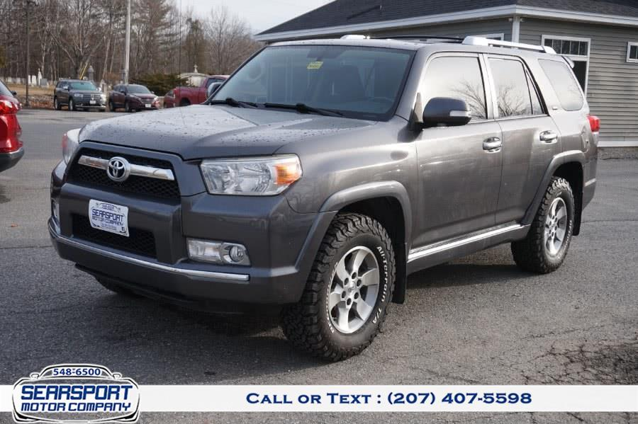 Used 2011 Toyota 4Runner in Rockland, Maine | Rockland Motor Company. Rockland, Maine