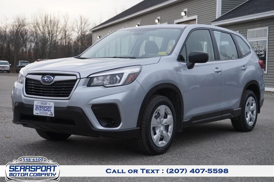 Used 2019 Subaru Forester in Rockland, Maine | Rockland Motor Company. Rockland, Maine