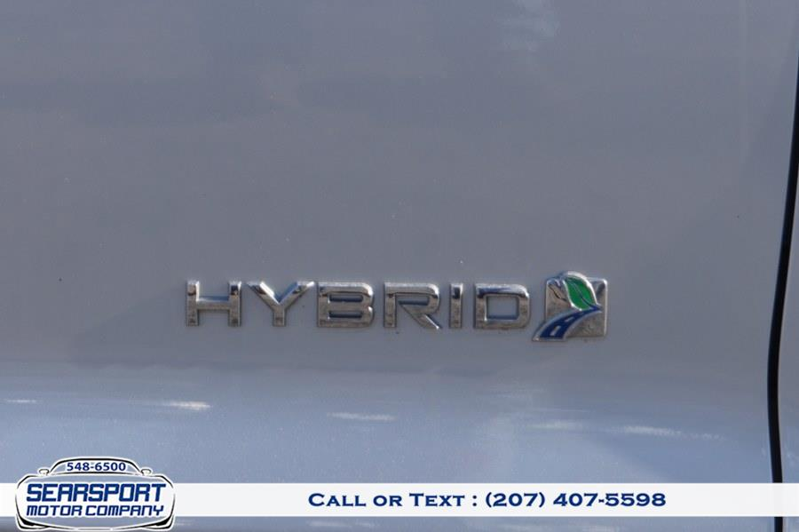 Used Ford Fusion Hybrid SE FWD 2019   Rockland Motor Company. Rockland, Maine