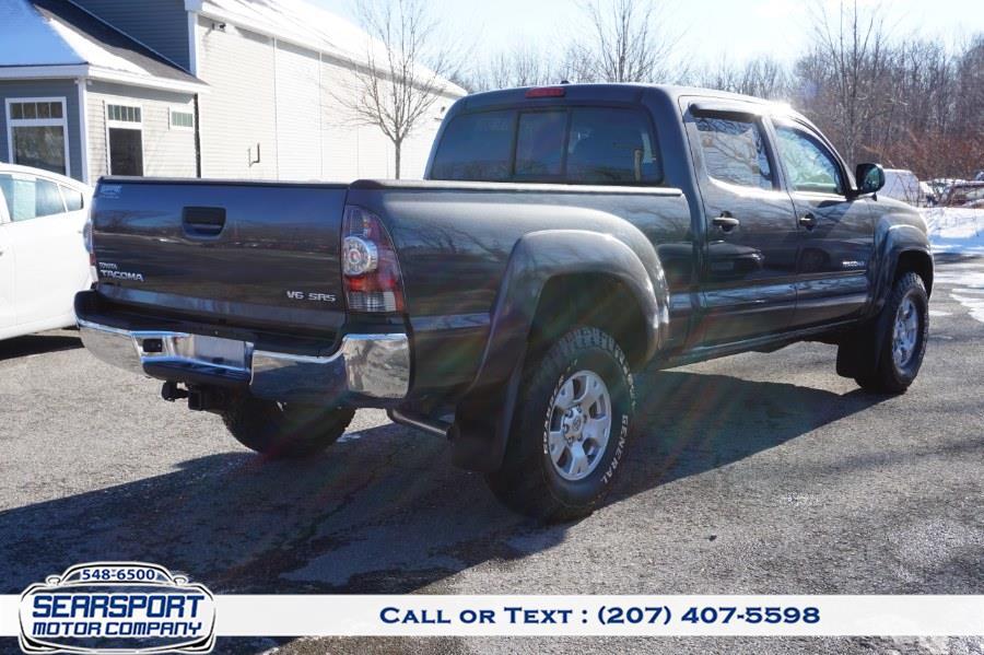 Used Toyota Tacoma 4WD Double LB V6 AT 2009 | Rockland Motor Company. Rockland, Maine