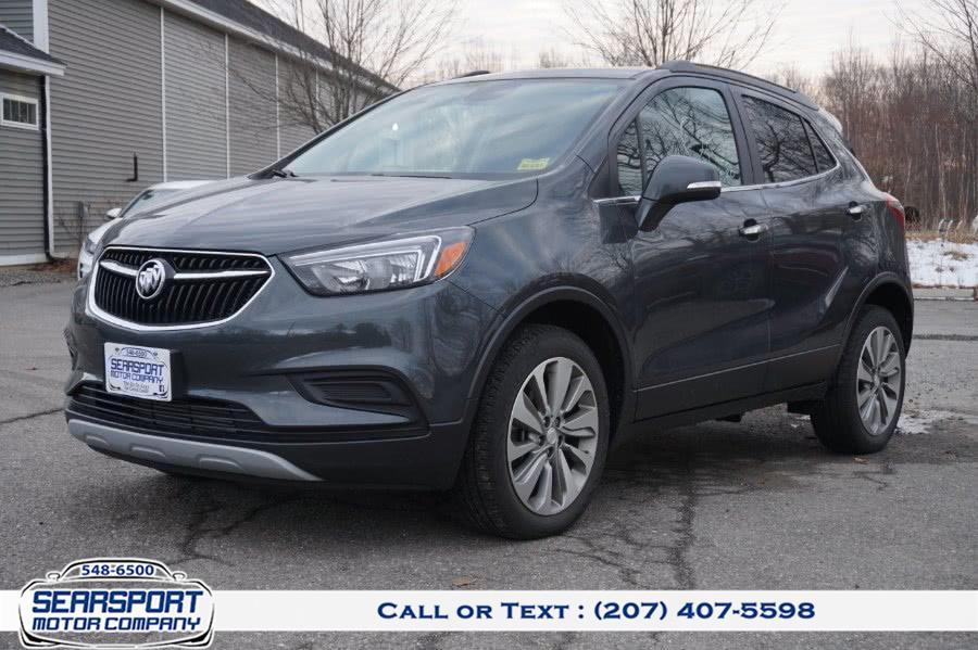 Used 2017 Buick Encore in Rockland, Maine | Rockland Motor Company. Rockland, Maine