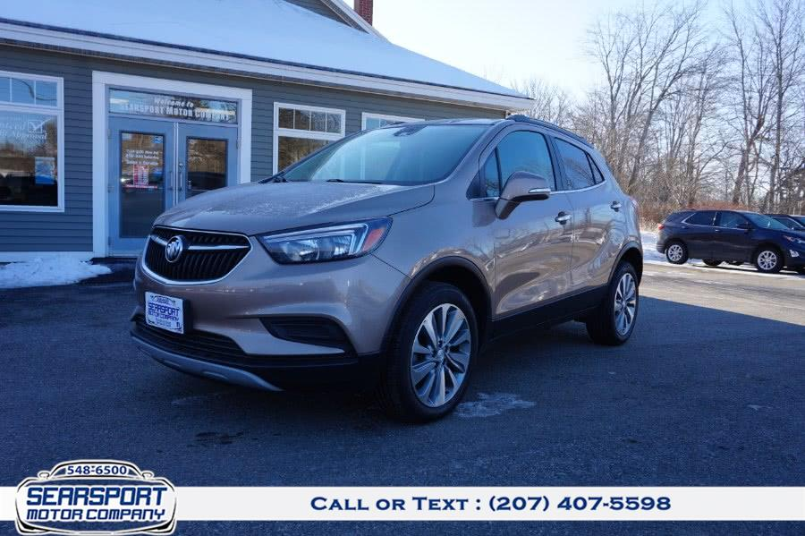Used 2018 Buick Encore in Rockland, Maine | Rockland Motor Company. Rockland, Maine