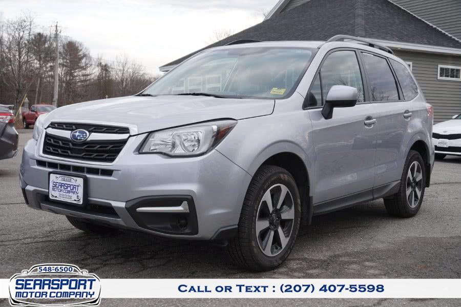 Used 2017 Subaru Forester in Searsport, Maine | Searsport Motor Company. Searsport, Maine