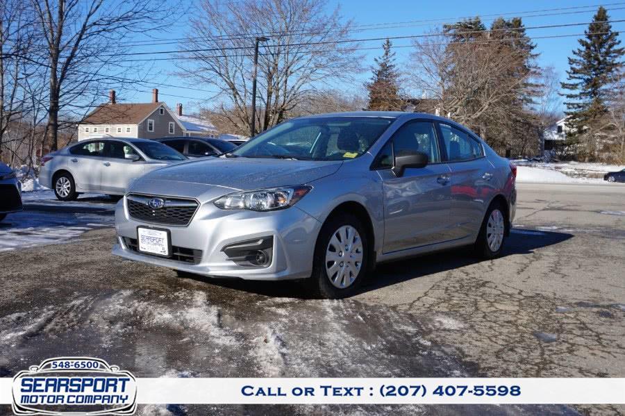 Used 2017 Subaru Impreza in Searsport, Maine | Searsport Motor Company. Searsport, Maine