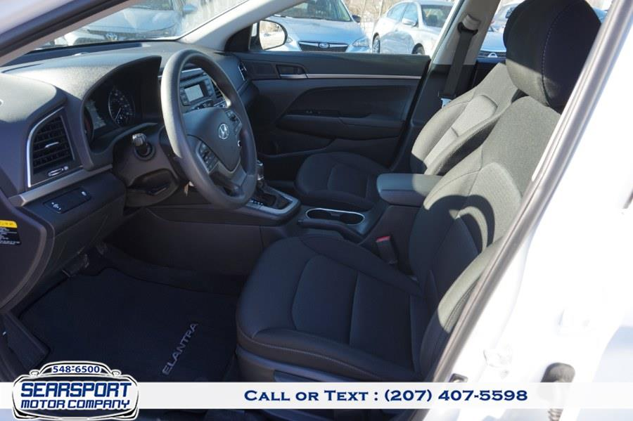 Used Hyundai Elantra SE 2.0L Auto (Alabama) 2018 | Rockland Motor Company. Rockland, Maine