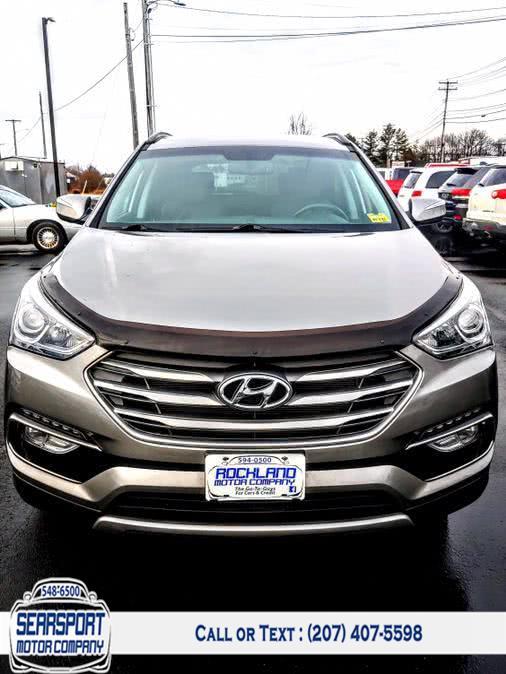 Used 2017 Hyundai Santa Fe Sport in Rockland, Maine | Rockland Motor Company. Rockland, Maine