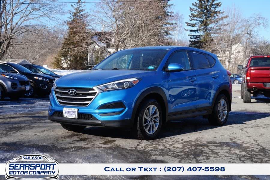 Used 2018 Hyundai Tucson in Rockland, Maine | Rockland Motor Company. Rockland, Maine