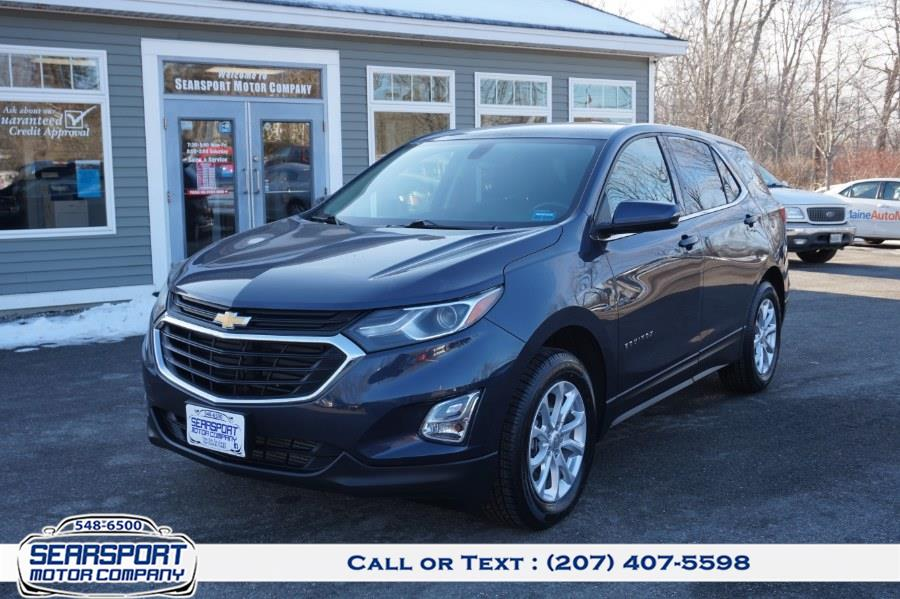 Used 2018 Chevrolet Equinox in Searsport, Maine | Searsport Motor Company. Searsport, Maine