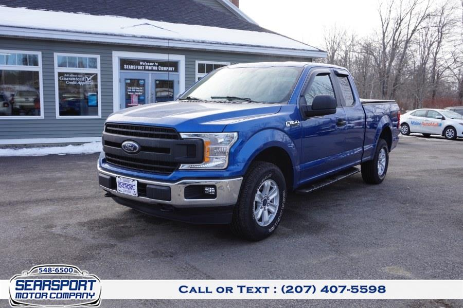 Used 2018 Ford F-150 in Rockland, Maine | Rockland Motor Company. Rockland, Maine