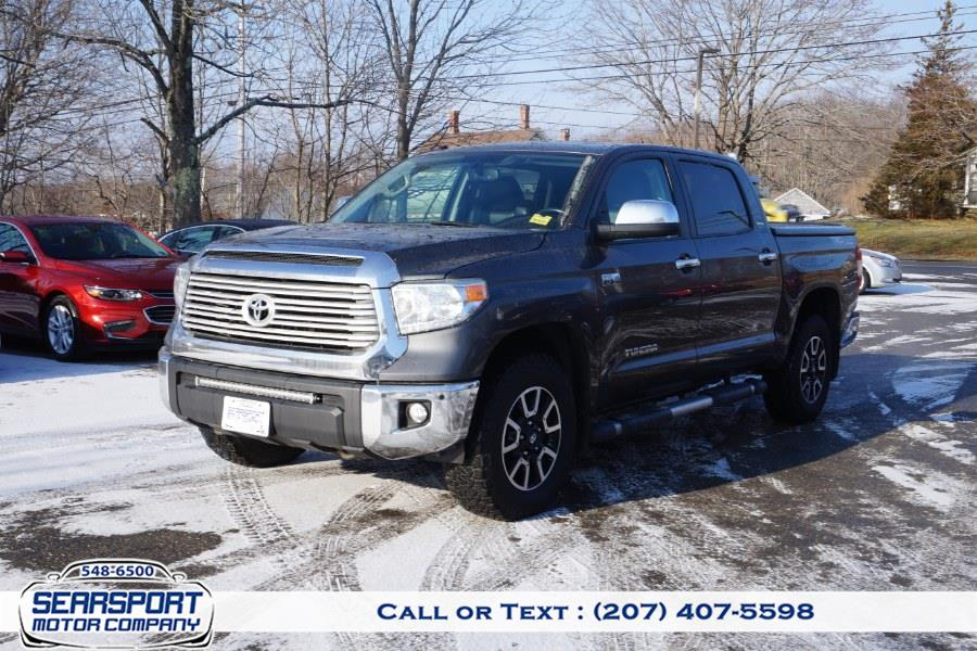 Used 2014 Toyota Tundra 4WD Truck in Searsport, Maine | Searsport Motor Company. Searsport, Maine
