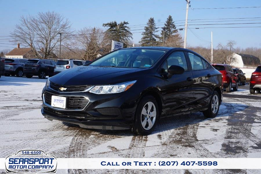 Used 2018 Chevrolet Cruze in Rockland, Maine | Rockland Motor Company. Rockland, Maine