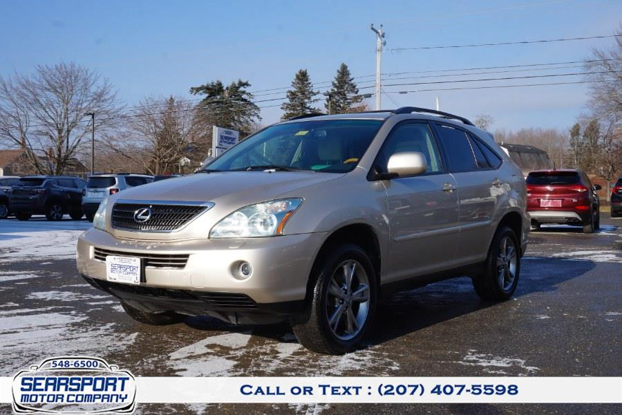 Used 2007 Lexus RX 400h in Rockland, Maine | Rockland Motor Company. Rockland, Maine