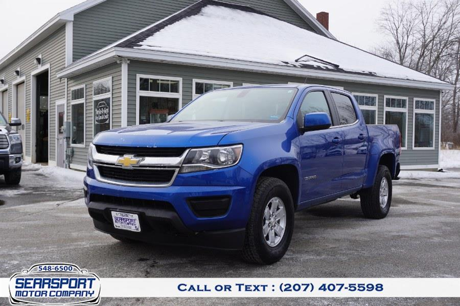 Used 2018 Chevrolet Colorado in Searsport, Maine | Searsport Motor Company. Searsport, Maine