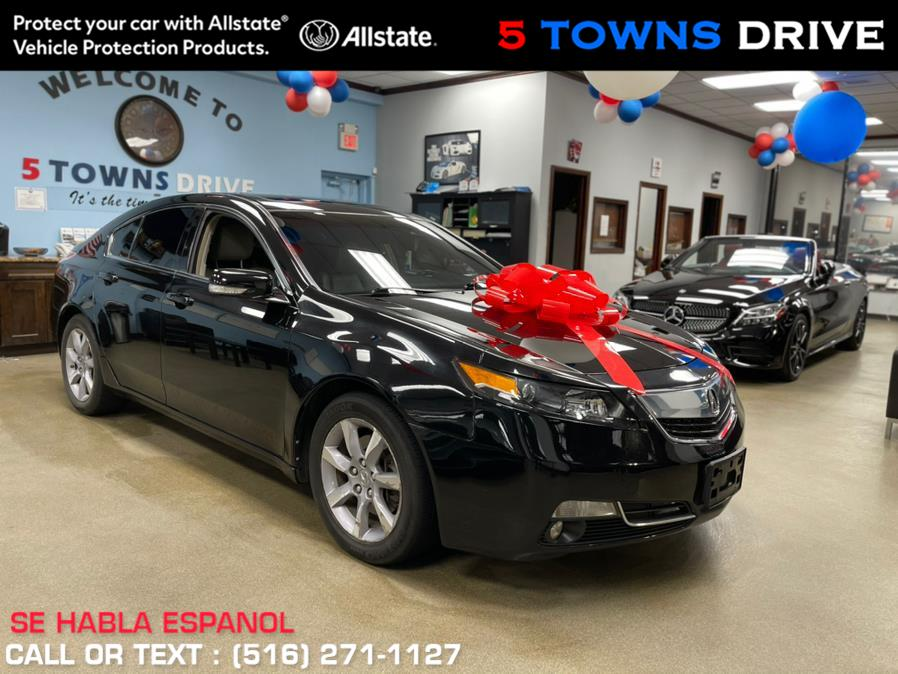 Used Acura TL TECH PKG 4dr Sdn Auto 2WD Tech 2013 | 5 Towns Drive. Inwood, New York