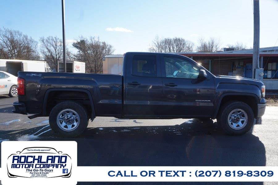 """Used GMC Sierra 1500 4WD Double Cab 143.5"""" 2014 
