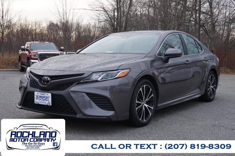 Used 2018 Toyota Camry in Rockland, Maine | Rockland Motor Company. Rockland, Maine