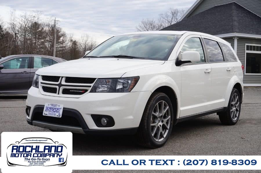 Used 2019 Dodge Journey in Rockland, Maine | Rockland Motor Company. Rockland, Maine