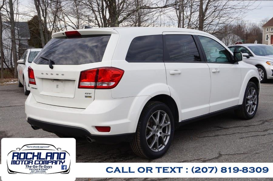 Used Dodge Journey GT FWD 2019 | Rockland Motor Company. Rockland, Maine