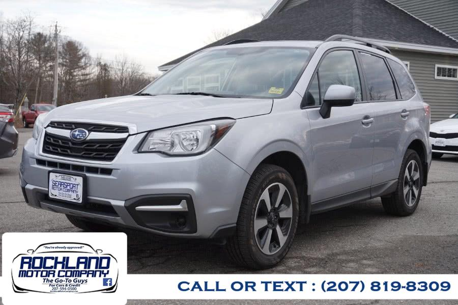 Used 2017 Subaru Forester in Rockland, Maine | Rockland Motor Company. Rockland, Maine