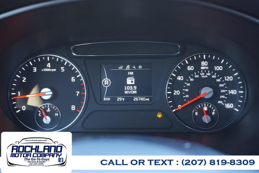 Used Kia Sorento LX AWD 2018 | Rockland Motor Company. Rockland, Maine