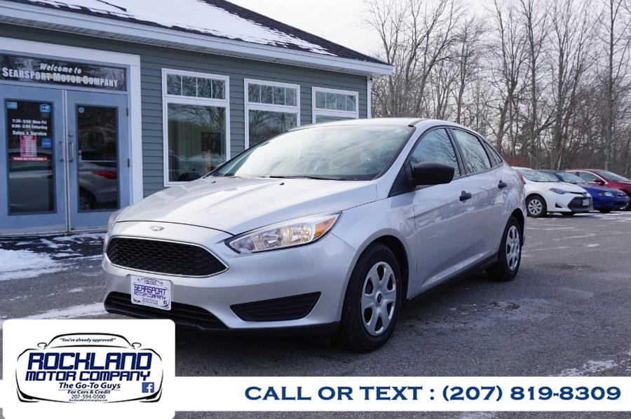 Used 2018 Ford Focus in Rockland, Maine | Rockland Motor Company. Rockland, Maine