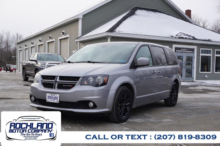 Used 2019 Dodge Grand Caravan in Rockland, Maine | Rockland Motor Company. Rockland, Maine