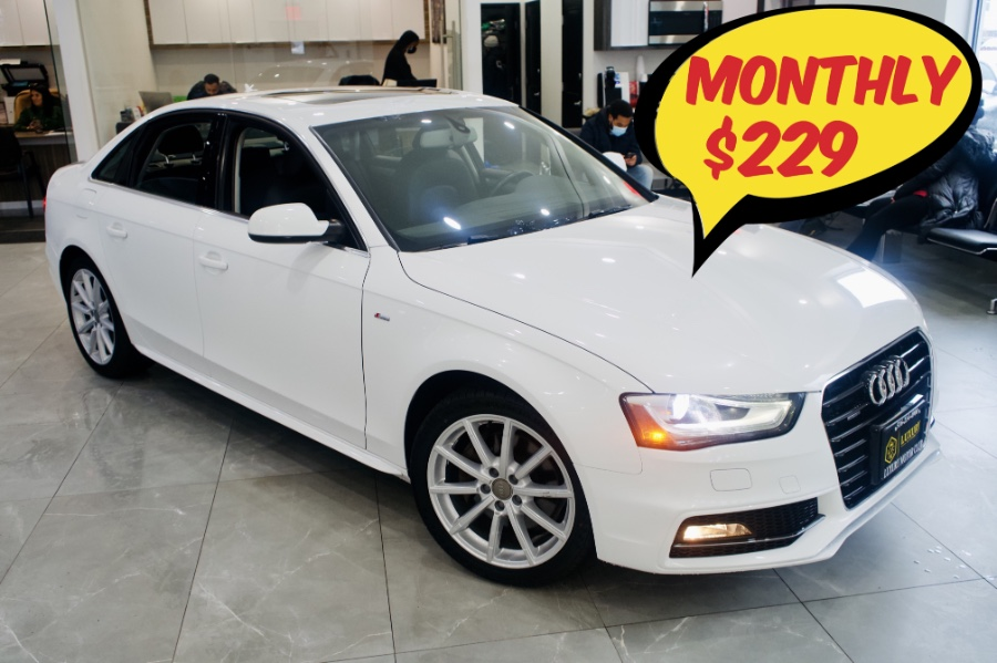 Used 2016 Audi A4 in Franklin Square, New York | C Rich Cars. Franklin Square, New York