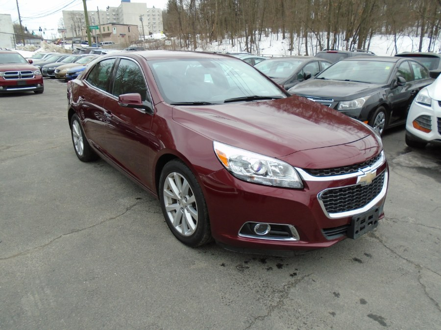Used Chevrolet Malibu 4dr Sdn LTZ w/1LZ 2015 | Jim Juliani Motors. Waterbury, Connecticut