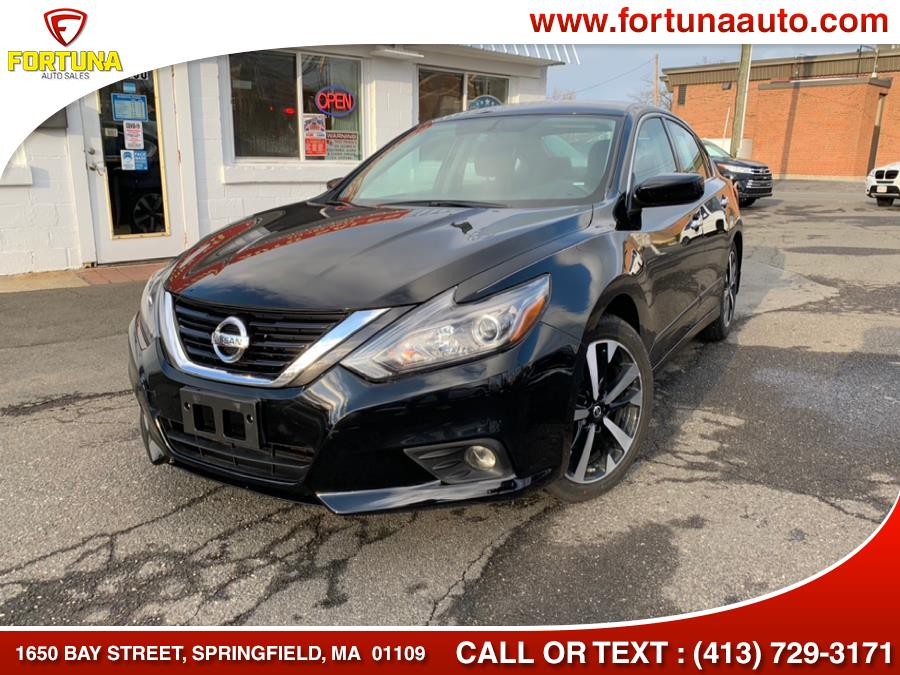 Used 2018 Nissan Altima in Springfield, Massachusetts | Fortuna Auto Sales Inc.. Springfield, Massachusetts