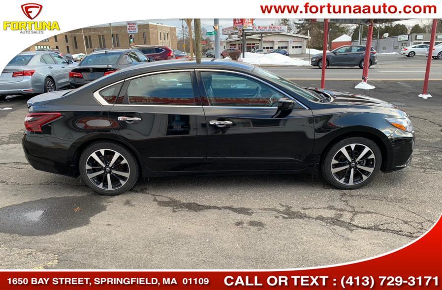 Used Nissan Altima 2.5 SR Sedan 2018 | Fortuna Auto Sales Inc.. Springfield, Massachusetts