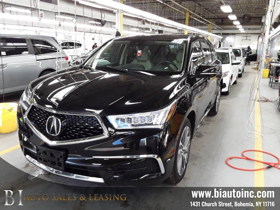 Used Acura MDX SH-AWD w/Technology Pkg 2018 | B I Auto Sales. Bohemia, New York