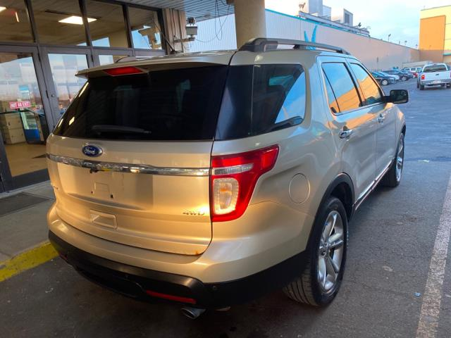Used Ford Explorer 4WD 4dr Limited 2011 | Atlantic Used Car Sales. Brooklyn, New York