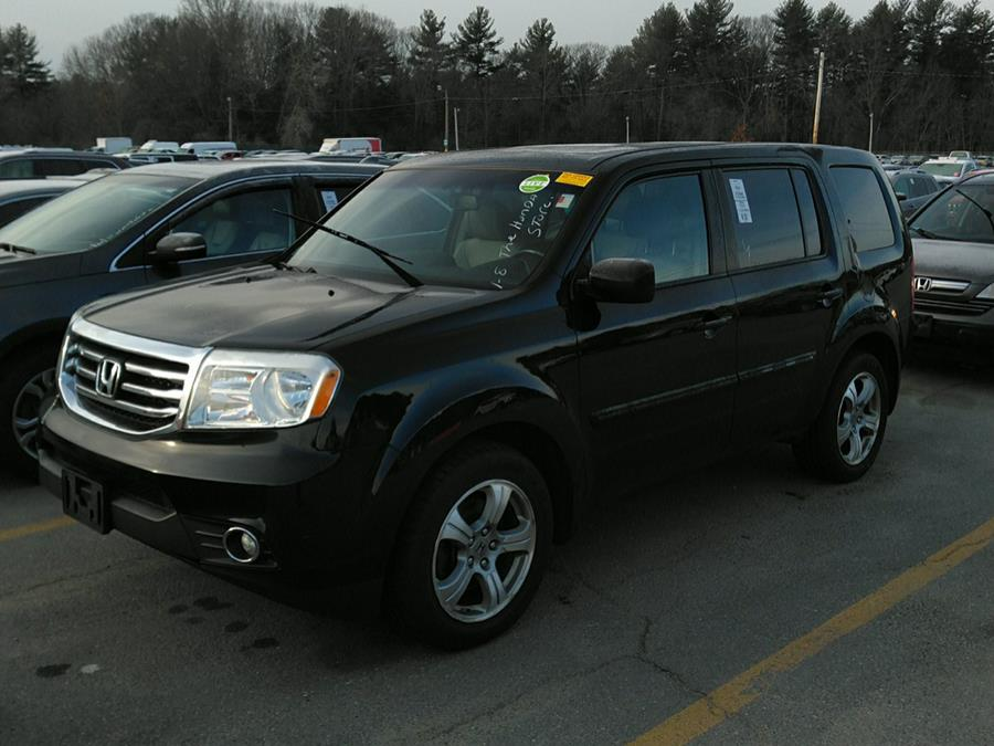 Used 2014 Honda Pilot in Brooklyn, New York | Atlantic Used Car Sales. Brooklyn, New York