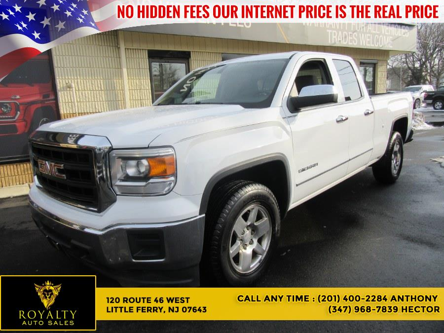 Used 2015 GMC Sierra 1500 in Little Ferry, New Jersey | Royalty Auto Sales. Little Ferry, New Jersey