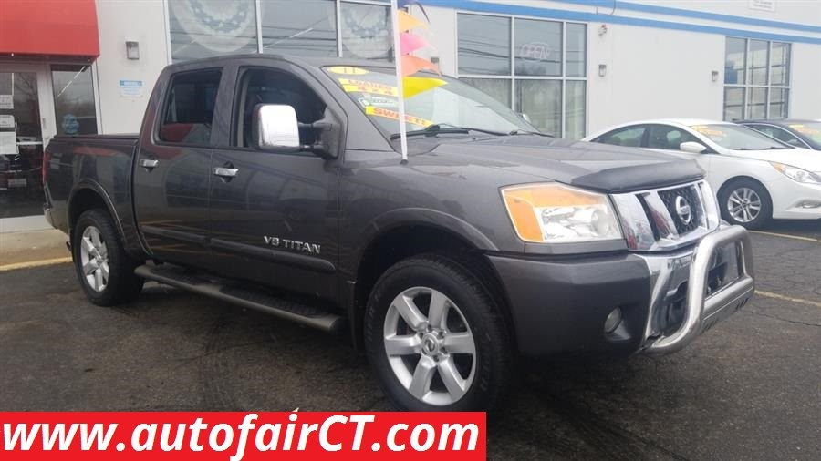 Used 2011 Nissan Titan in West Haven, Connecticut