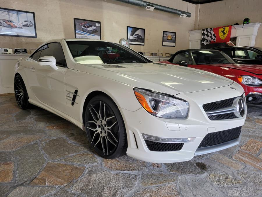 Used 2013 Mercedes-Benz SL-Class in Shelton, Connecticut | Center Motorsports LLC. Shelton, Connecticut