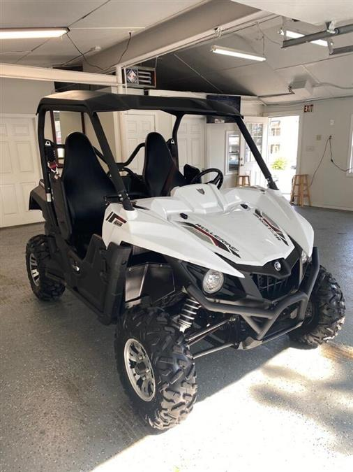Used 2017 Yamaha Wolverine r Spec in Framingham, Massachusetts | Mass Auto Exchange. Framingham, Massachusetts