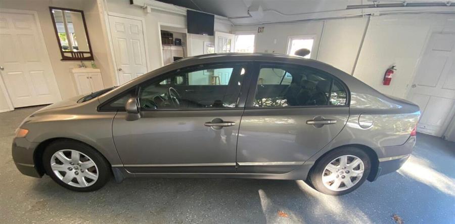 Used Honda Civic LX 4dr Sedan (1.8L I4 5A) 2007 | Mass Auto Exchange. Framingham, Massachusetts
